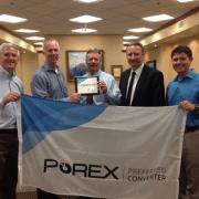 Marian named Porex Preferred Converter