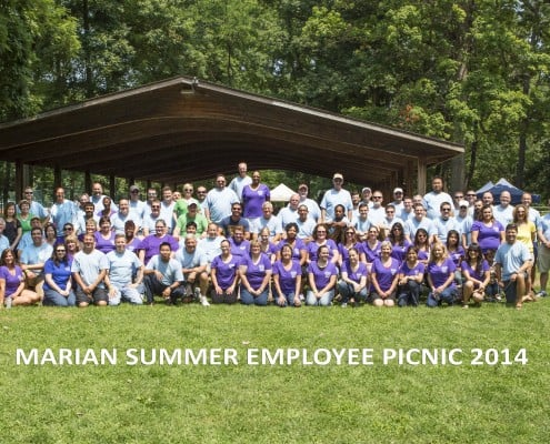 Marian Picnic Group Shot W
