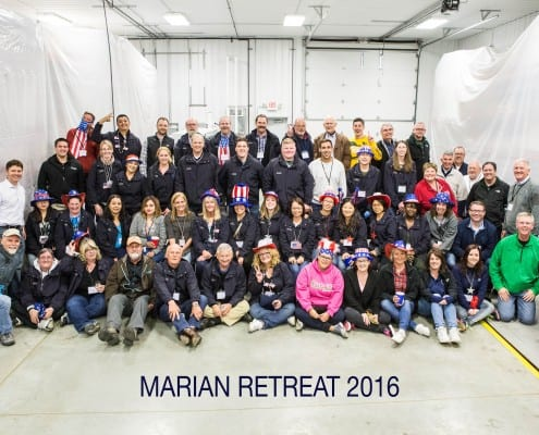 5-2016 Marian Retreat (GROUP)