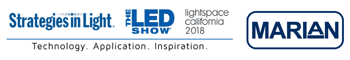 Marian Inc will return to Long Beach for 2018 Strategies in Light Show