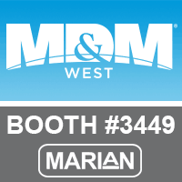 Marian Inc Booth #3449