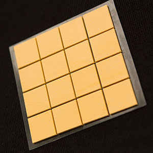 Die-cut thermal pads