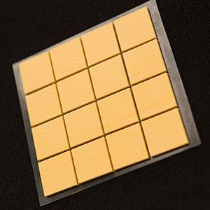 Die-cut thermal pads