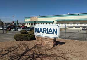 Marian Mexico El Paso