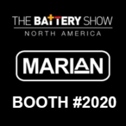 Marian Booth #2020 at the 2021 Battery Show